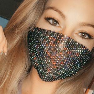 Multi-Colorful easy breath Face Mask